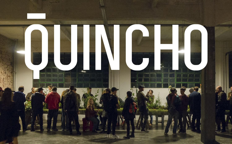 diseño de marca QUINCHO