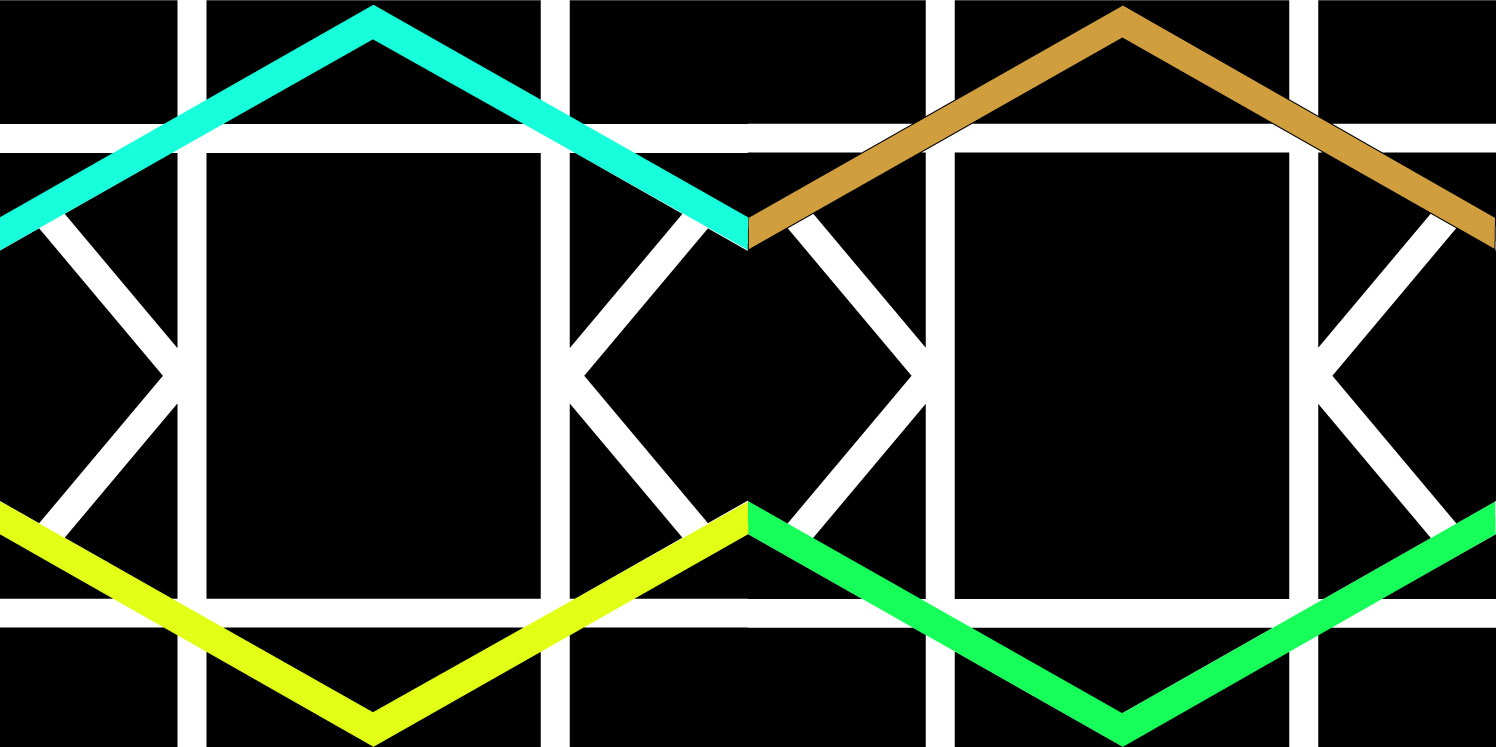 Diseño de identidad visual para proyecto de arte contemporáneo